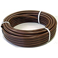 Microtubo PE flexible 3x5 marrón. 100 mts