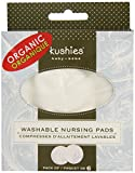 Kushies Organic Washable Nursing Pads