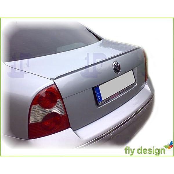 Car Tuning24 50473899 Neu Passat 3bg 3b3 Heckspoiler Spoilerlippe Kofferraum Spoiler Lippe Hecklippe Auto