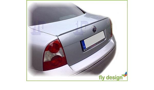 Car Tuning24 50473898 Neu Passat 3b2 Heckspoiler Spoilerlippe Kofferraum Spoiler Lippe 1996 2000 Auto