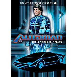 Automan: The Complete Series [DVD] [Import]