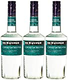 De Kuyper Crème de Menthe Minzlikör Weiß (3 x 0.7 l)
