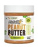 #3: PINTOLA Organic Peanut Butter (Crunchy) (350g)