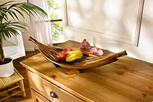 deko schale bambus k che haushalt. Black Bedroom Furniture Sets. Home Design Ideas