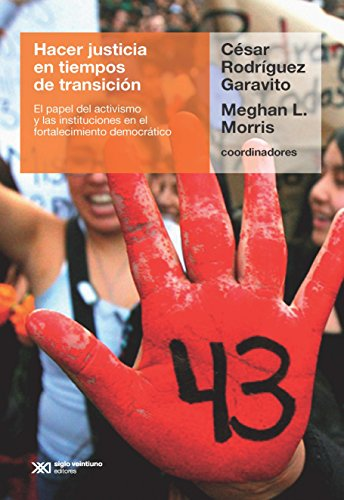 Hacer justicia en tiempos de transición: El papel del activismo y las instituciones en el fortalecimiento democrático