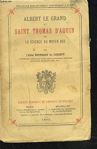 albert-le-grand-et-saint-thomas-d-39-aquin-ou-la-science-au-moyen-age