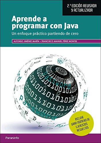 Aprende a programar con Java, 2ª edición
