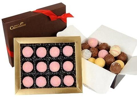 Panier de Chocolat - Ensemble Cadeau