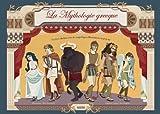 La Mythologie Grecque (coll. Papiers Découpés)