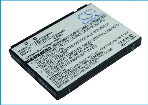 CS-PT8999SL Akku 1150mAh Kompatibel mit [PANTECH] CDM-8999, CDM-8999 Crux, [VERIZON] CDM-8999, CDM-8999 Crux Ersetzt PBR-8999, PBR-8999B