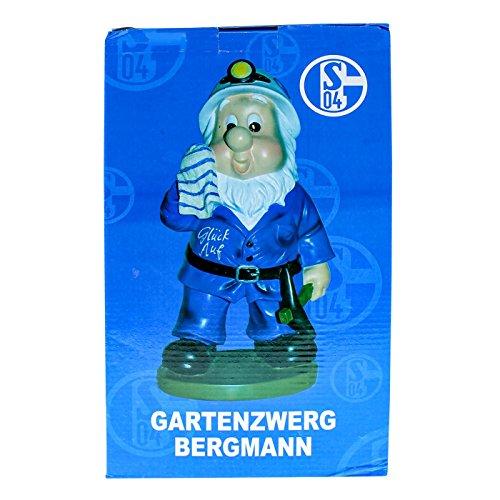 Vertriebsarena 9104013 – Schalke 04 Gartenzwerg Glück auf - 4