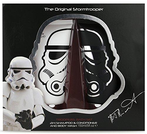 Alte Stormtrooper Kostüm - Storm Trooper Toilettenartikel Duo Set