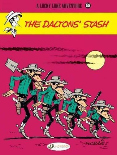 The Daltons' Stash (Lucky Luke) by Morris (2016-08-07)