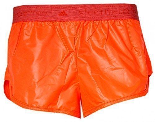 Adidas STU Short Stella McCartney Hot Pants, Größe:S;Farbe:Orange (Stella Shorts Mccartney)