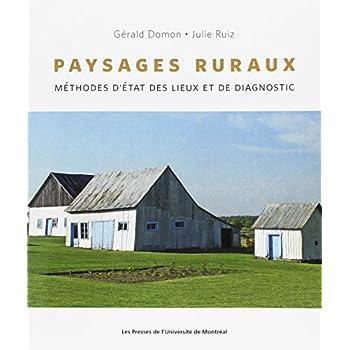 Paysages ruraux : Méthodes d'état des lieux et de diagnostic