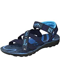 Jabra Ns-4 Sky Blue Fashionably Top Quality Casual Sandals for Men in Various Sizes