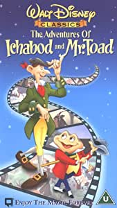 The Adventures Of Ichabod And Mr. Toad [VHS][1949]