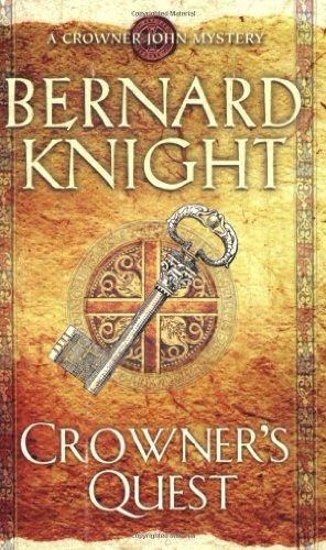 Crowner's Quest (Crowner John Mysteries)