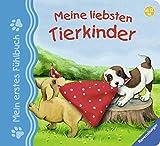 Mein erstes Fühlbuch: Meine liebsten Tierkinder