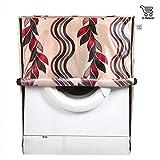 #10: E-Retailer Classic Golden Creeper Design Front Loading Washing Machine Cover (Suitable For 6 kg, 6.5 kg, 7 kg, 7.5 kg)
