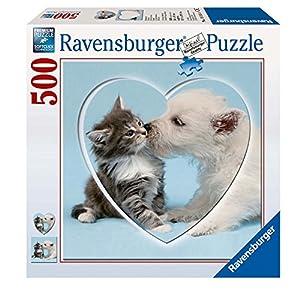 Ravensburger 15195  - Besos! Corazón - 577 del Pedazo del Rompecabezas