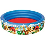 Color Baby Piscina Angry Birds Hinchable