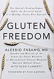 Gluten Freedom by Alessio Fasano(2014-04-29)