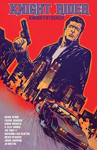 Knight Rider: Knight Strikes by Adam Warren (2015-12-29)