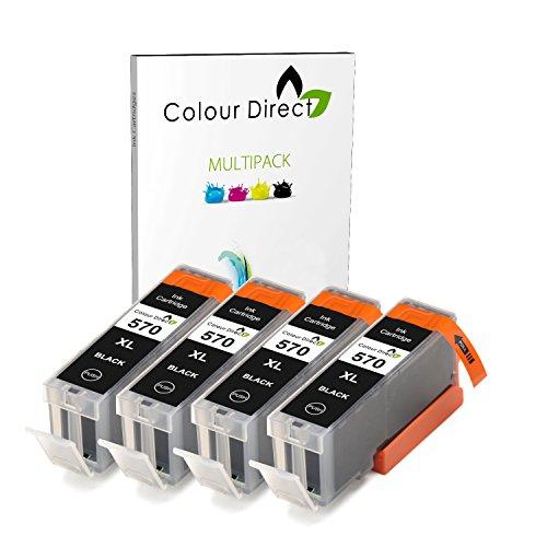 4-schwarz-colour-direct-kompatible-patrones-pgi-570xl-ersatz-fur-canon-pixma-mg5750-mg5751-mg5752-mg