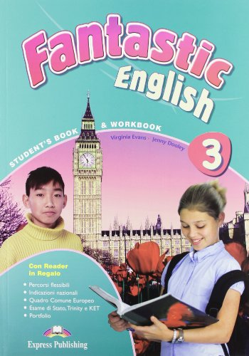 Fantastic english. Student's book 2. Con espansione online. Per la Scuola media. Con CD Audio. Con CD-ROM: 3