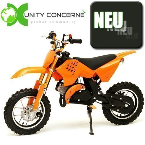Crossbike 49 ccm Cross Bike KXD3