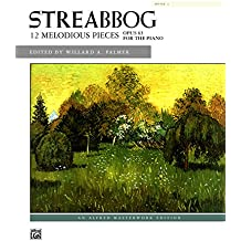 12 Melodious Pieces, Book 1, Op. 63: For Early Intermediate to Intermediate Piano (Alfred Masterwork Edition)