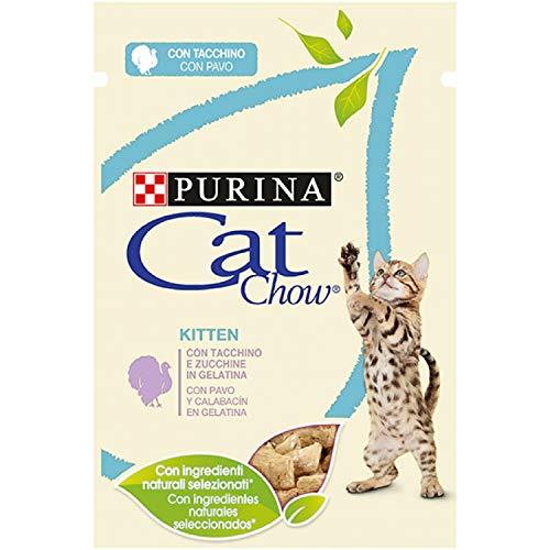 Purina Cat Chow Wagenheber, 85 g