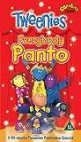 Picture Of Tweenies: Everybody Panto [VHS] [1999]