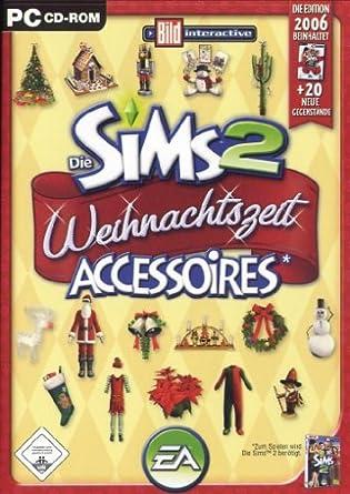 Die Sims 2: Weihnachtszeit Accessoires