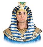Orlob Pharao Kopfbedeckung Hut zum Ägypter Kostüm Karneval Fasching