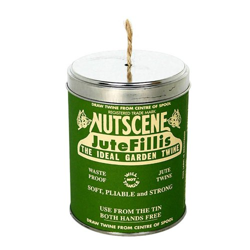 Bosmere Nutscene Dose mit Bindfaden 3-Ply Natur -