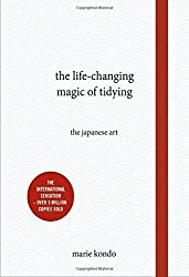 The Life-Changing Magic of Tidying: The Japanese Art by Marie Kondo (2015-10-01)