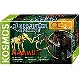 Kosmos 630270 - Dinosaurier-Skelett: Mammut