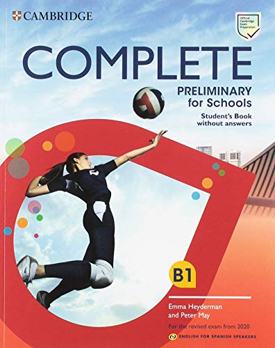 Complete Preliminary for Schools Student's Pack (Student's Book without Answers and Workbook without Answers) English fo