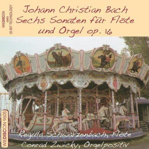 J. Chr. Bach : Sonata 2 G Major, Andante grazioso