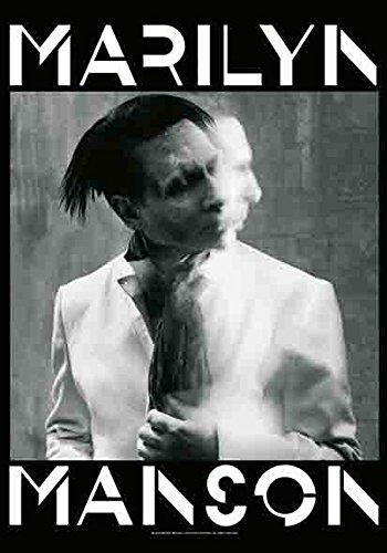 Poster Marilyn Manson Empire Poster - Seven Days Binge - 100 % polyester - 75 x 110 cm