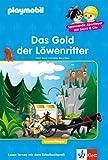Playmobil Das Gold der Löwenritter: Leseanfänger ab 6 Jahren (PLAYMOBIL Spannende Abenteuer mit Emmi & Ole)