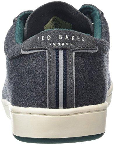 Ted Baker minem 3, Sneaker Uomo Grigio (Grey)