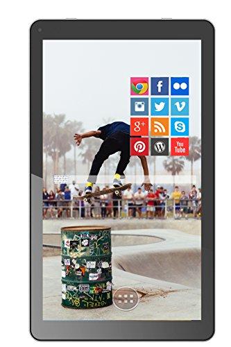 Prixton Tablet 10 Pollici con WiFi, Quad Core, RAM 1GB, Memoria Interna 8 GB, Android 8.1 1024*600px 1700Q