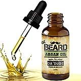 Da'Dude Da'Beard Öl Conditioner, Weichmacher & Feuchtigkeitspflege für deinen einzigartigen & schönen Bart oder Schnurrbart in einer hochklassigen Geschenkbox (50 ml)