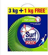 Surf Excel Matic Top Load Detergent Washing Powder, Specially Designed For Tough Stain Removal In Top Load Mac