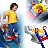 LOZ Toilet Ladder Chair Toilet Trainer P...