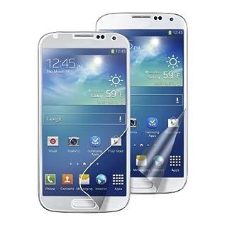 muvit AUDIM_MUSCP0477 2 Displayschutzfolien(1x Matt und 1x Glossy) für Samsung Galaxy S5