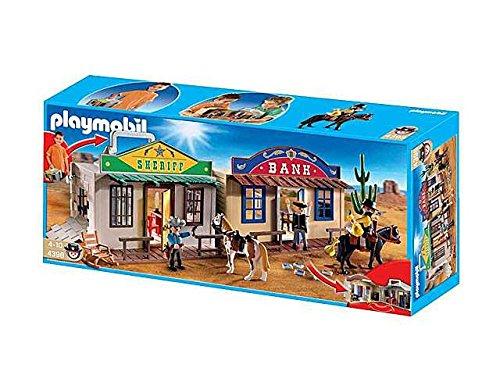 Playmobil Citta 'del Far West Juegos Idea regalo # AG17
